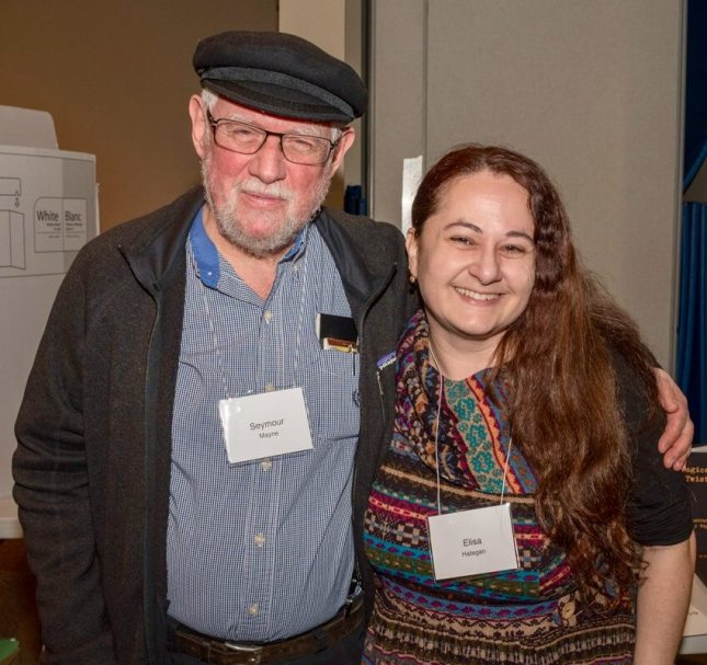 Seymour and Elisa Ottawa Limmud 2018