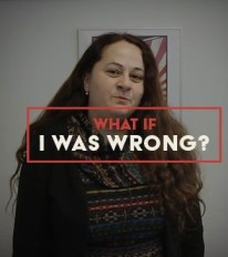 what if i was wrong info-radical
